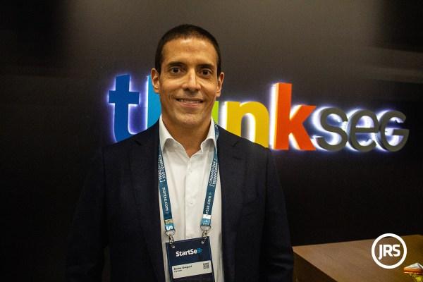 Andre Gregori, Fundador e CEO do Grupo Thinkseg