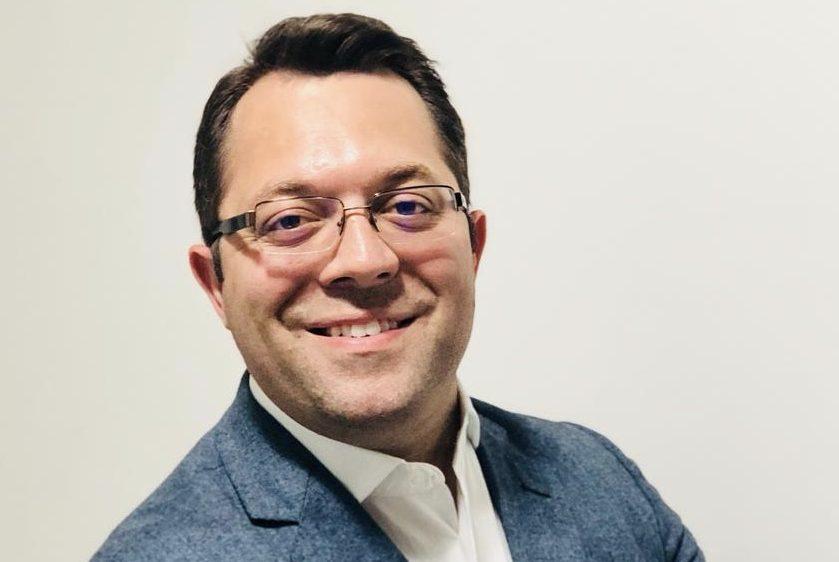 Fabio Ventura, novo gerente do Espaço VIP, da SulAmérica, no Rio de Janeiro