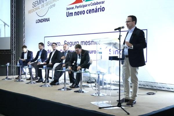 Seminário Regional de Seguros reúne profissionais da corretagem em Londrina (PR) / Divulgação