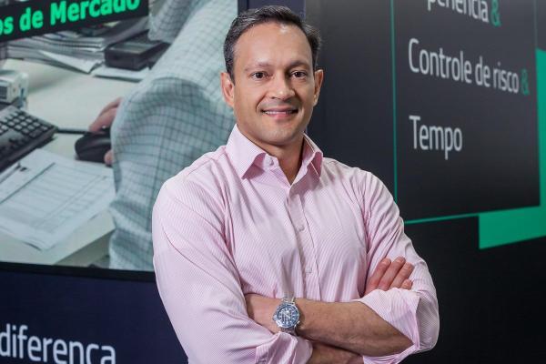 Luis Felipe Amaral é fundador da Equitas / Reprodução