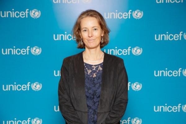 Florence Bauer é representante do UNICEF no Brasil / Divulgação