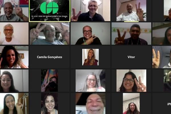Clube dos Seguradores da Bahia promove transmissão com executivos da Porto Seguro
