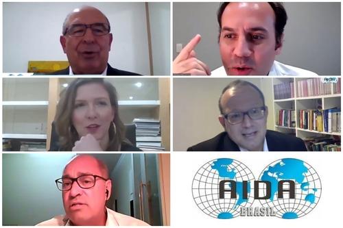 AIDA Brasil realiza pré-lançamento de Código do Processo Civil Anotado e Comentado