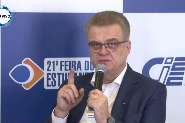 Humberto Casagrande é CEO do Centro de Integração Empresa-Escola (CIEE) / Reprodução/CIEE