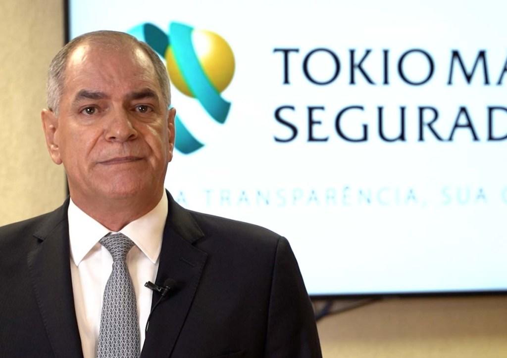 Valmir Rodrigues é Diretor Executivo Comercial da Tokio Marine / Divulgação