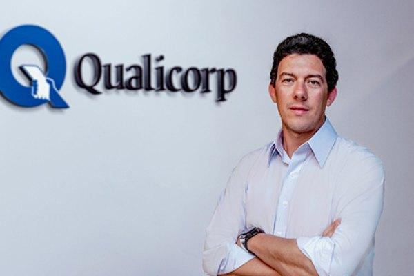 Bruno Blatt é CEO da Qualicorp / Divulgação