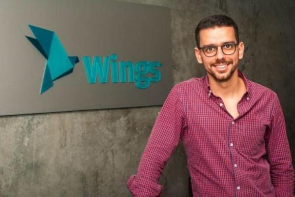 João Marcelo Barros é co-fundador da Wings / Reprodução