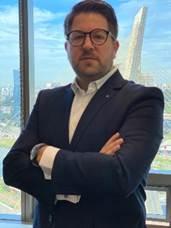 Sven Feistel é o novo diretor financeiro da Zurich no Brasil / Divulgação