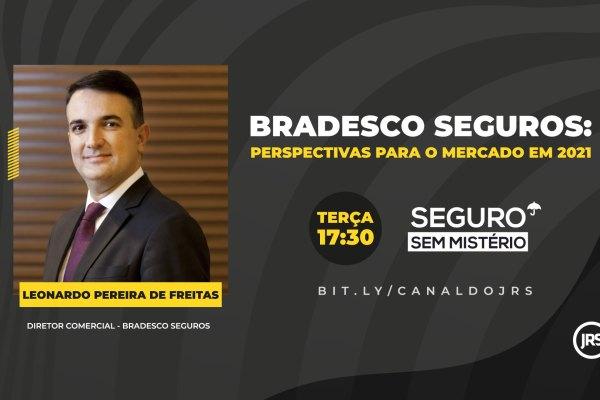 Leonardo Pereira de Freitas participa do Seguro Sem Mistério; Siga ao vivo a partir das 17h30min