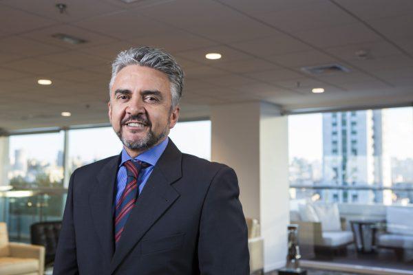 Rivaldo Leite é vice-presidente Comercial e de Marketing da Porto Seguro / Divulgação