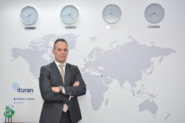 Amit Louzon é CEO da Ituran Brasil / Divulgação