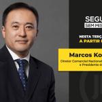 Marcos Kobayashi, presidente do CVG-SP, participa AO VIVO do Seguro Sem Mistério na terça (16)