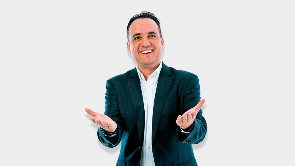 José Ricardo Noronha é palestrante, professor, escritor e consultor apaixonado pelo mundo das vendas / Reprodução