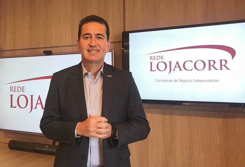 Geniomar Pereira é diretor Comercial (CCO) da Lojacorr / Divulgação