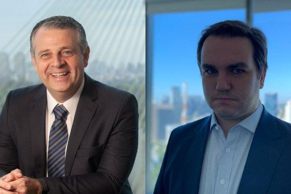 Marcio Benevides, Diretor Executivo de Distribuição da Zurich no Brasil, e Rafael Ramalho, Diretor Executivo de Personal Lines da Zurich no Brasil / Divulgação