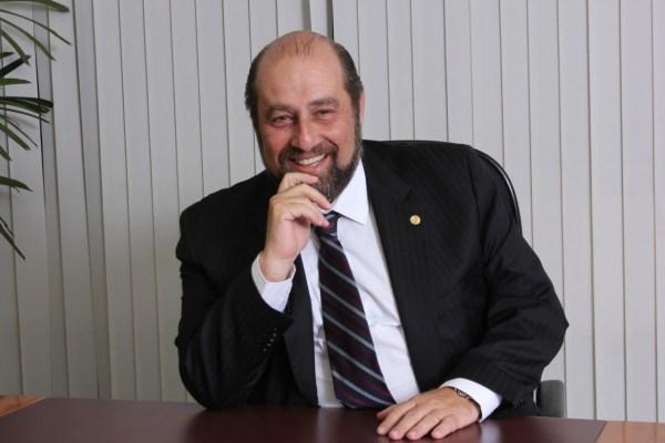 Boris Ber, atual 1º vice-presidente do Sincor SP / Divulgação