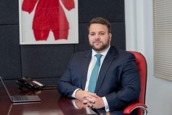 Felipe Weiler Cervi é Presidente & CEO da REP Seguros. / Foto: Divulgação