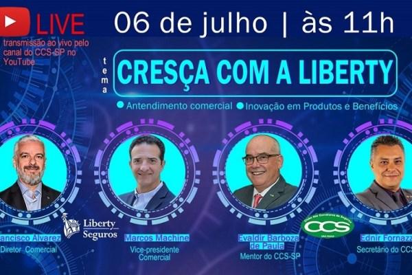 Live do CCS-SP apresentará iniciativas de seguradora para apoiar corretores / Divulgação