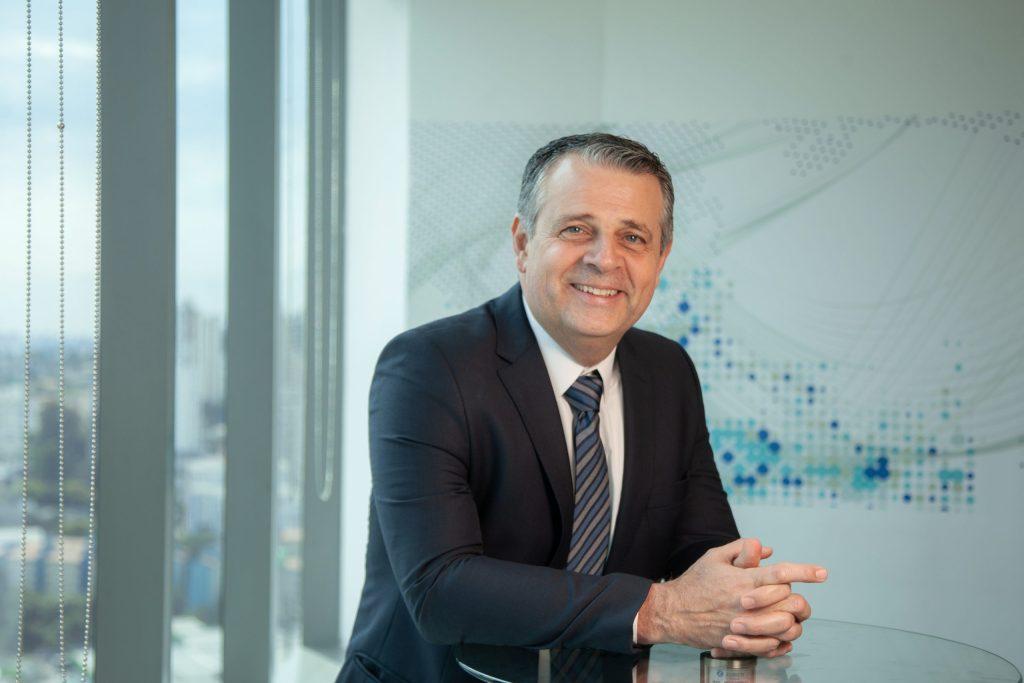 Marcio Benevides é Diretor Executivo de Distribuição da Zurich no Brasil / Divulgação