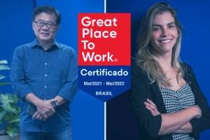 Mitsui Sumitomo Seguros conquista GPTW / Divulgação
