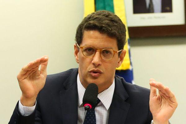 O ministro do Meio Ambiente, Ricardo Salles / © José Cruz/Agência Brasil