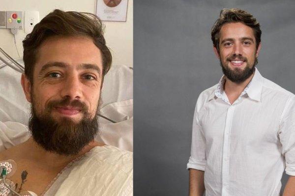 O que é a cardiomioptia hipertrófica que atingiu o ator Rafael Cardoso? / Reprodução/Instagram/Divulgação/TV Globo