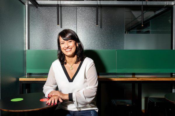 Tatiana Pimenta é CEO da Vittude / Foto: Juliana Frug