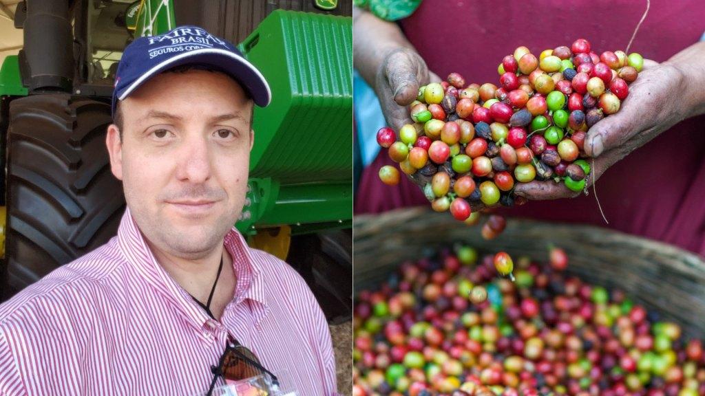 Fabio Damasceno é Diretor de Agronegócio da Fairfax Brasil / Divulgação