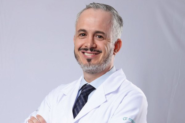Dr. Rafael José Vargas Alves é ostoncologista do Grupo Oncoclínicas / Divulgação