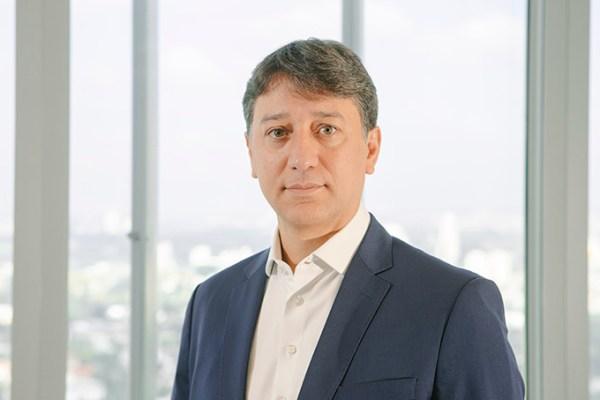 Fabio Daher é diretor da Bradesco Saúde / Divulgação