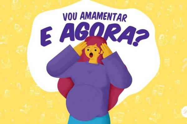 Agosto Dourado: D'Or Consultoria lança guia de aleitamento materno gratuito / Divulgação