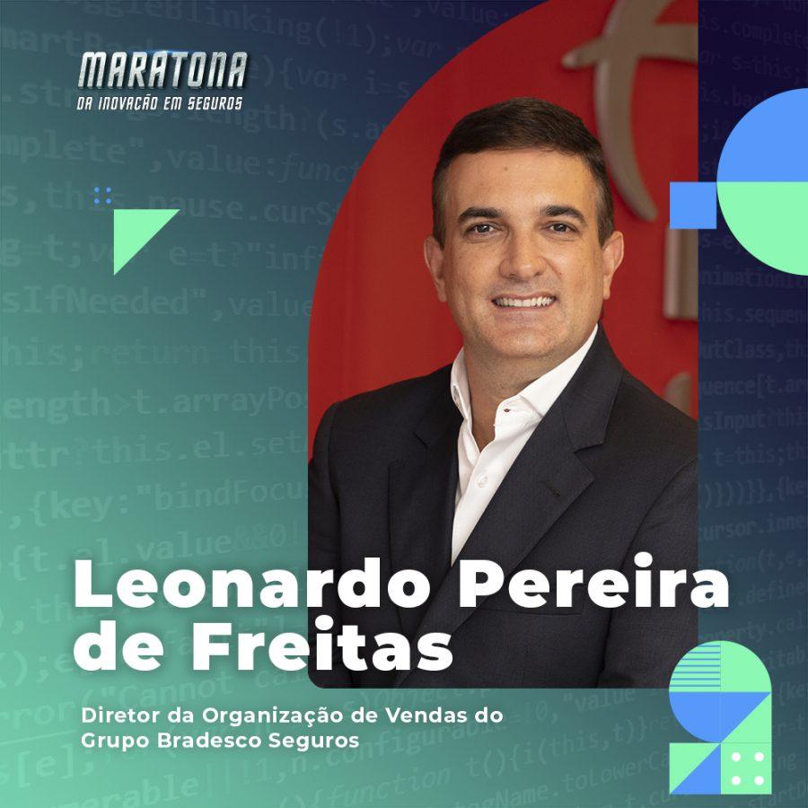 Leonardo Pereira de Freitas concede uma entrevista especial aos jornalistas Júlia Senna Carvalho e William Anthony