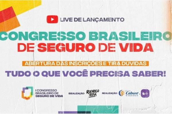 Live anuncia primeiro Congresso Brasileiro do Seguro de Vida