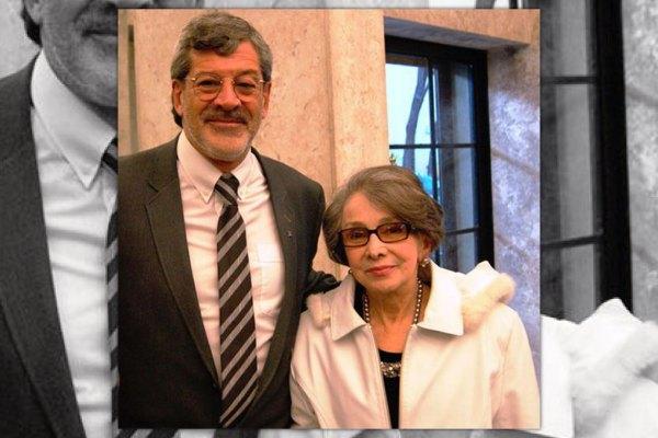 O Dr. Carlos Josias e Therezinha de Jesus Corrêa / Divulgação/Arquivo Pessoal