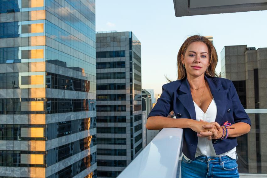 Daniela Lopes é CEO e Fundadora da Blue EdTech / Divulgação