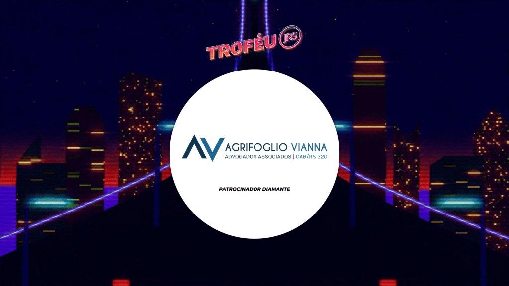 Agrifoglio Vianna integra Time Campeão de Patrocinadores Diamante do Troféu JRS 2021
