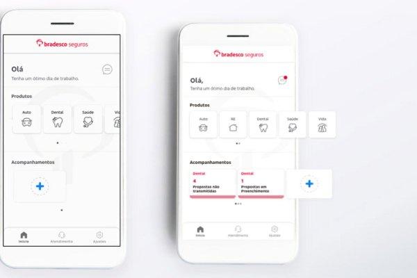Bradesco Seguros adota Welcome Kit Digital para produtos de Ramos Elementares / Divulgação