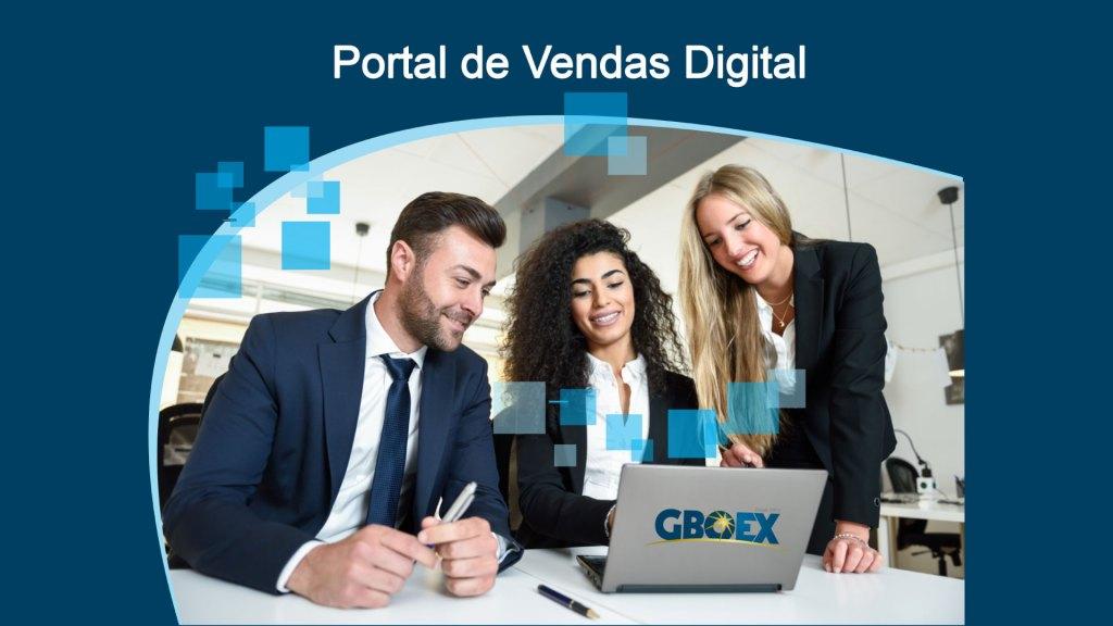 GBOEX apresenta novo portal de vendas / Divulgação