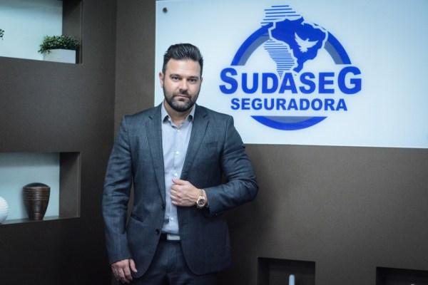 Luciano Fracaro é CEO da SudaSeg / Divulgação