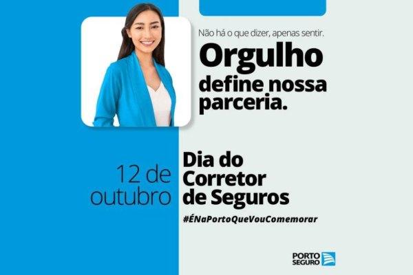 Dia do Corretor de Seguros: Porto Seguro fará live com profissionais para celebrar a data / Divulgação