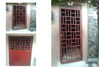 Door Grills Philippines & ... Decorative Door Grills ...