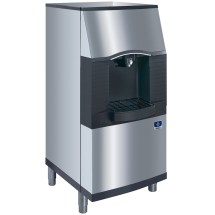 Hotel Ice Machine with Dispenser