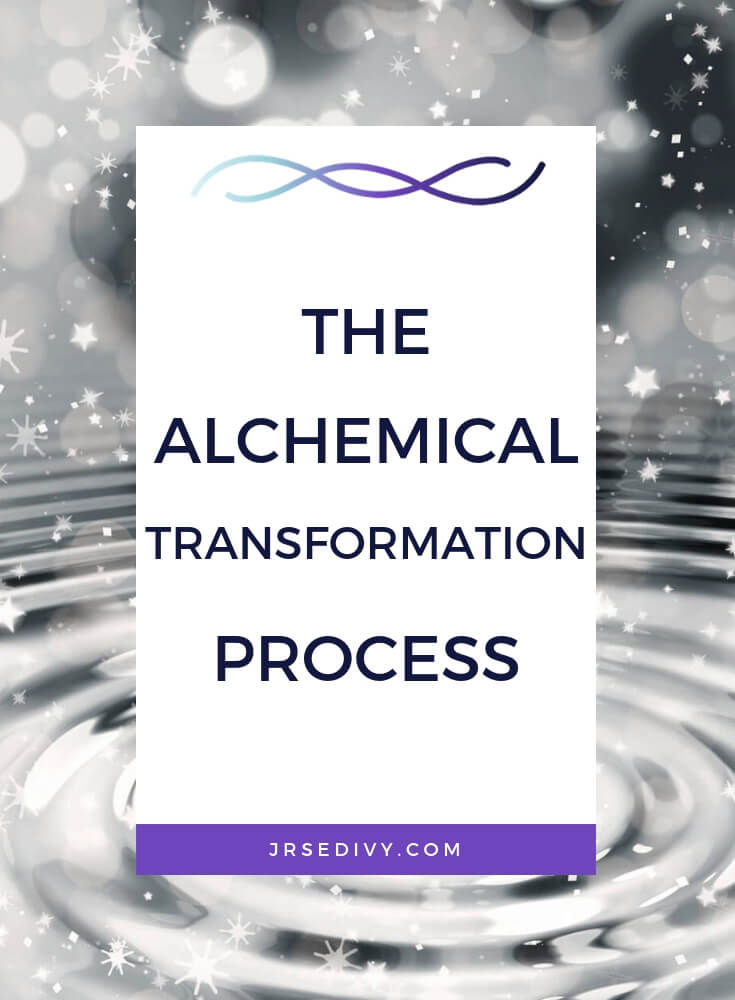 The Alchemical Transformation Process