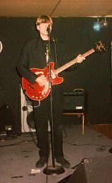 John playing in Arizona