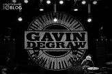 August - Gavin DeGraw Concert (Pacific National Exhibition)