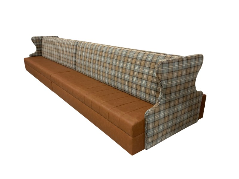Double Sided Banquette
