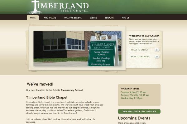 Timberland Bible Chapel
