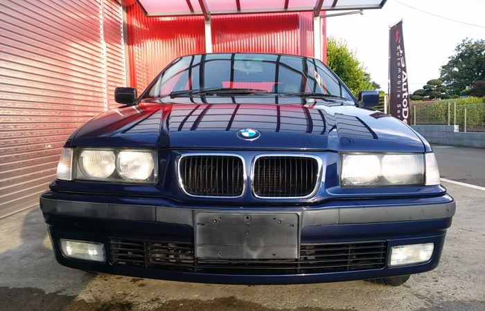 A image of BMW 318ti(コンパクト)