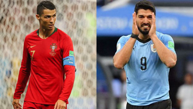Image result for portugal vs uruguay live stream