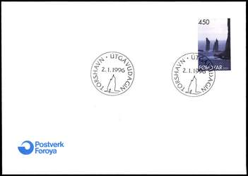 Jay Smith & Associates: Faroe: First Day Covers: Official
